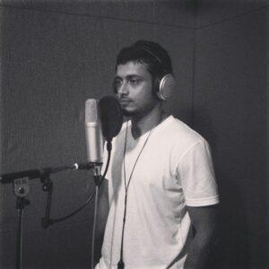 Aravind KP voice dubbing artist