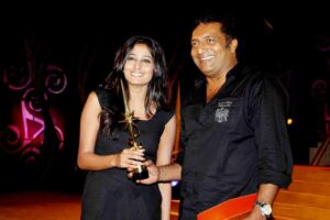 Nidhi Subbaiah awards