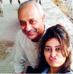 Nidhi Subbaiah parents