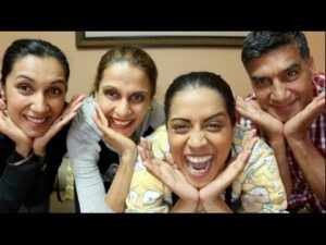 Lilly singh's family