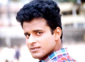 Young Manoj Bajpayee