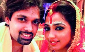 Shreya Ghoshal marriage pic