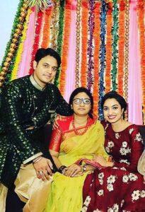 Vaishnavi Gowda brother siblings