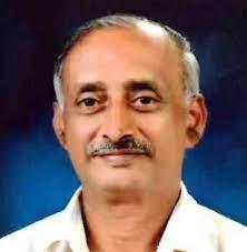 Aravind KP father