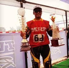 Indian dakar rally winner