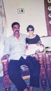 Vaishnavi Gowda childhood pic