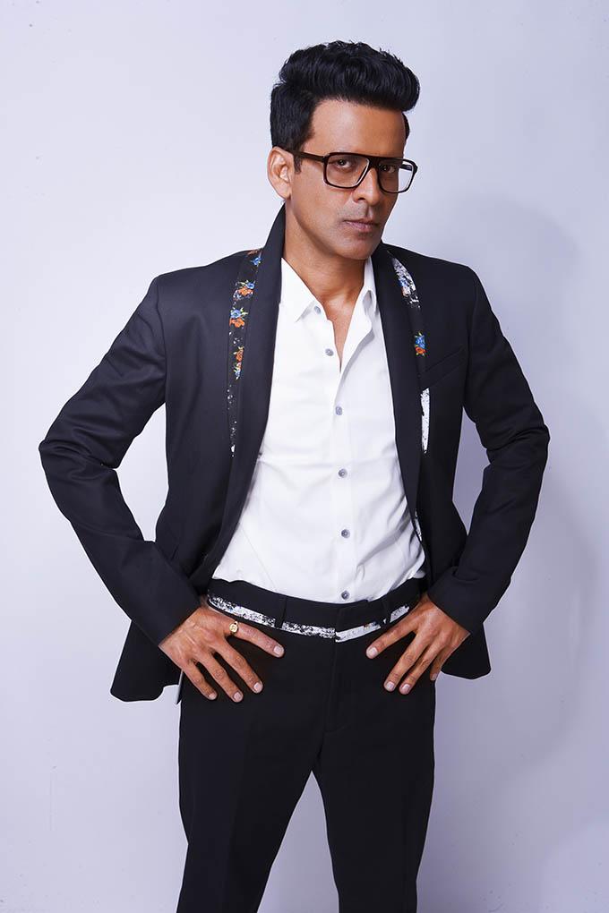 Manoj Bajpayee Posing
