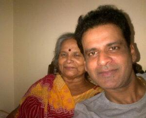 Manoj Bajpayee Mother