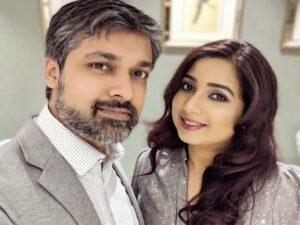 Shreya Ghoshal husband