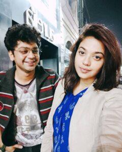 Shagun Sharma sibling brother sister